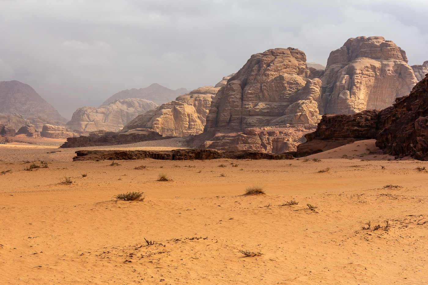 Jordan in winter: a tale of adventure and incredible hospitality