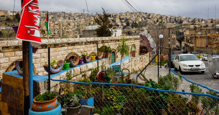 A Day in Amman: Walk, Eat, Shop!