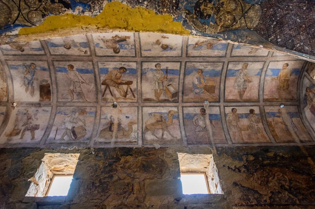 Jordan-Desert Castles-Qasr Amra
