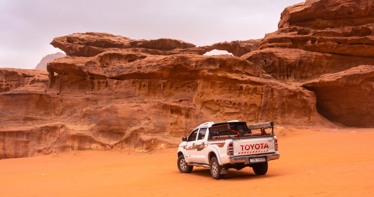 What can you realistically expect from a Day Trip to Wadi Rum?