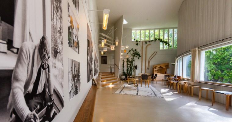 A Visit to Studio Aalto, Helsinki