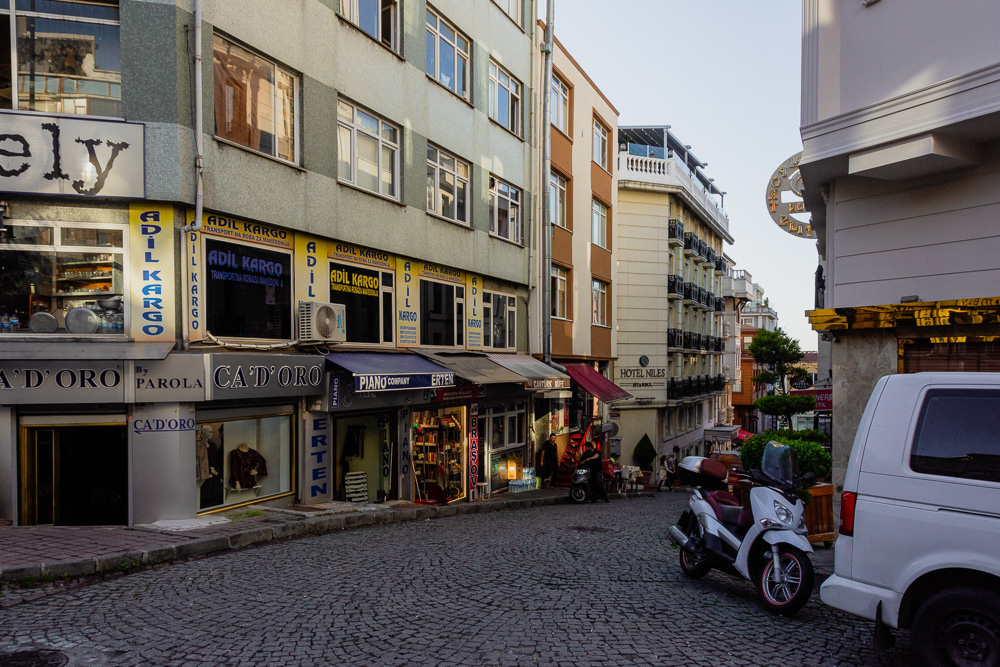 Hotel Review Hotel Niles Istanbul