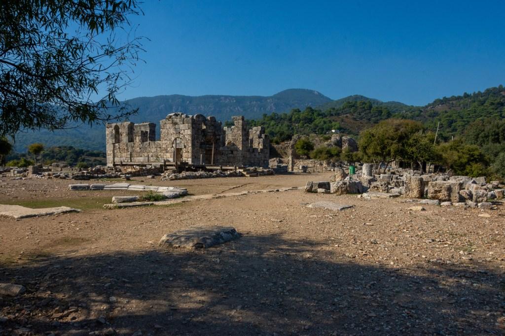 Kaunos, Dalyan, Turkey, Turkey Aegean road trip