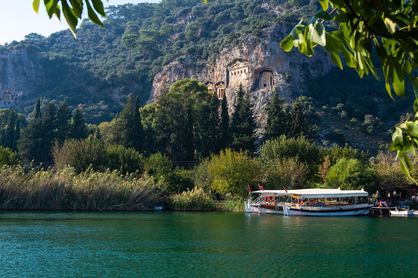 Turkey Aegean road trip: Akyaka to Fethiye