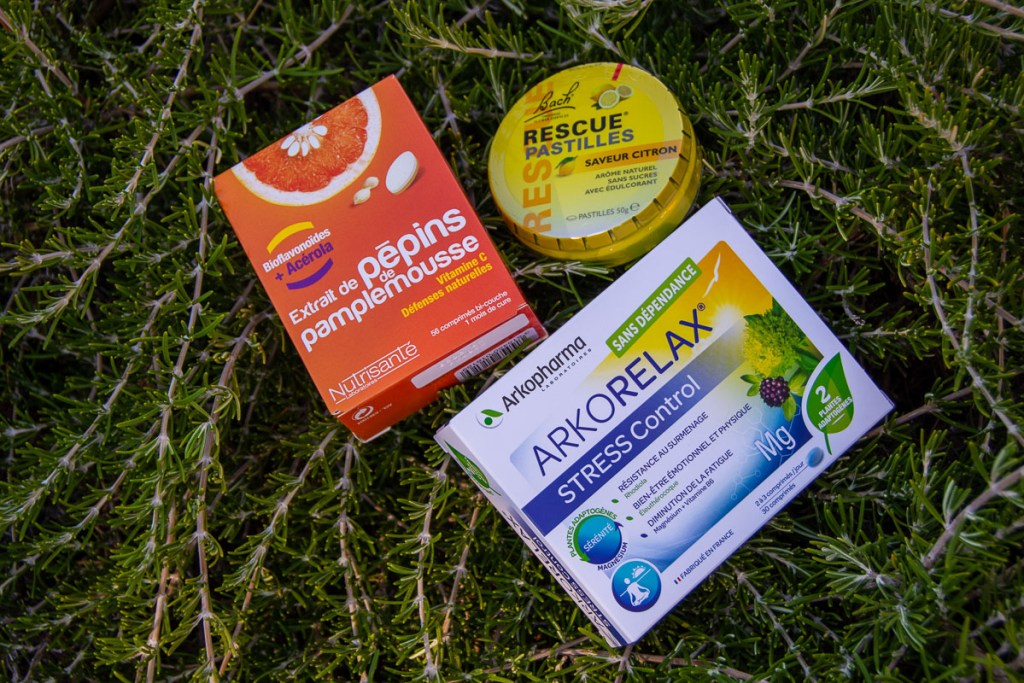 Cruelty free French Pharmacy brands: supplements