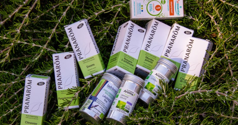Great Cruelty-free French Pharmacy Brands: Aromatherapy issue