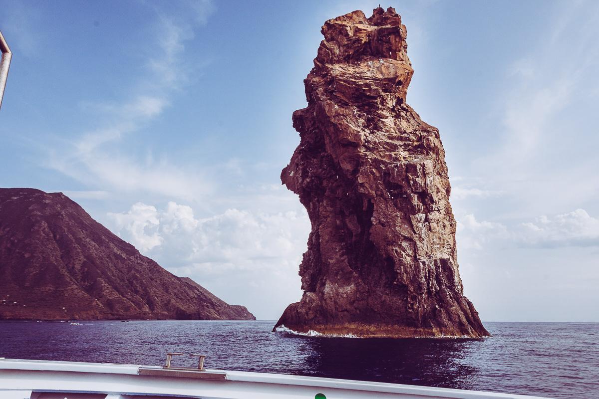 Is Filicudi the hottest Sicilian Island?