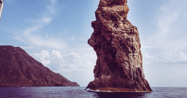 Is Filicudi the hottest Sicilian Island?