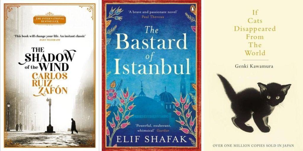 My three favourite books of 2020