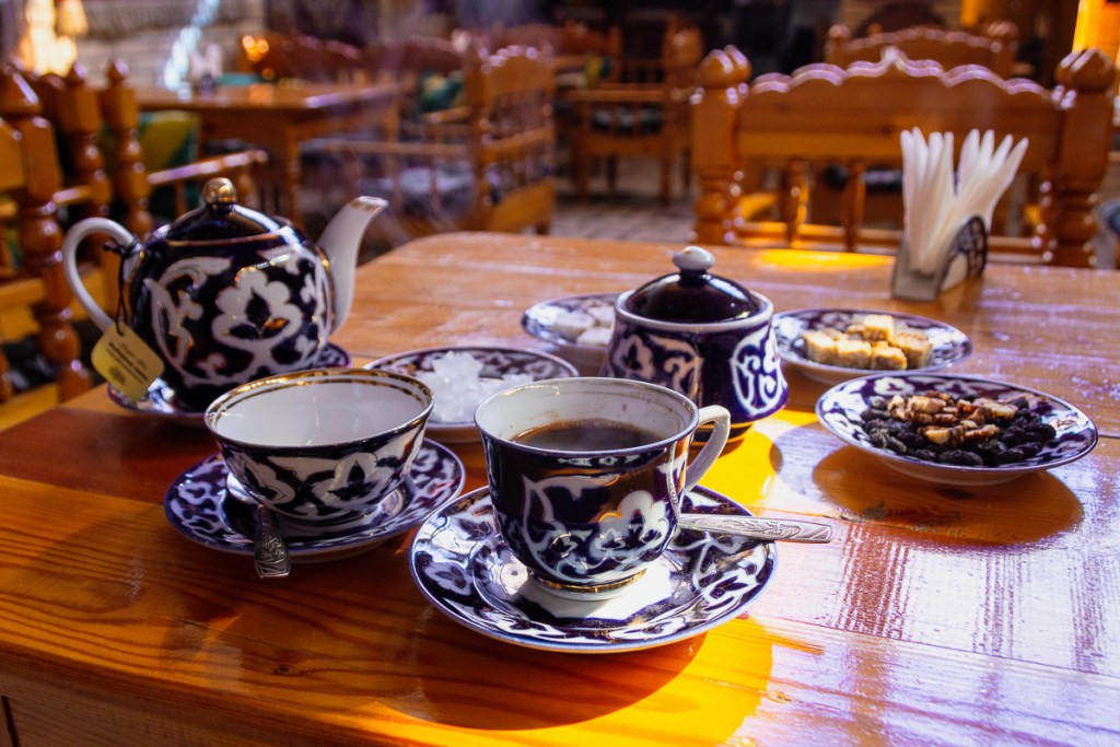 two day Bukhara guide Silk Road Tea House