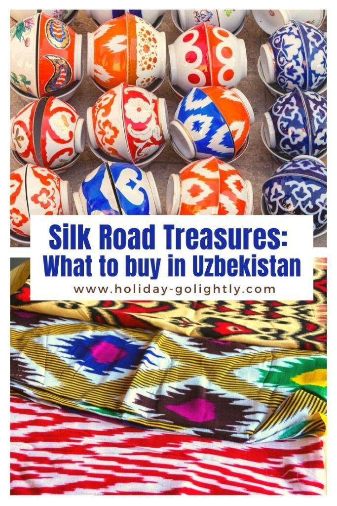 pin -shopping in Uzbekistan