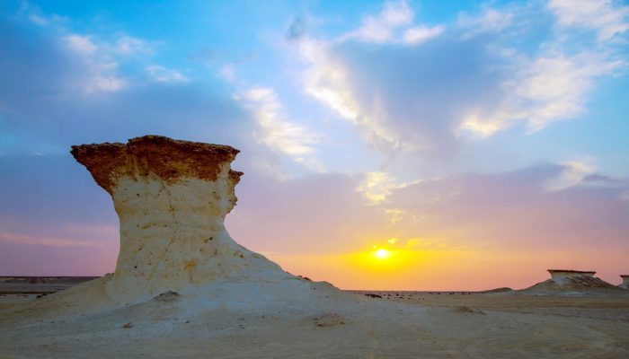 qatar___zekreet___sunset