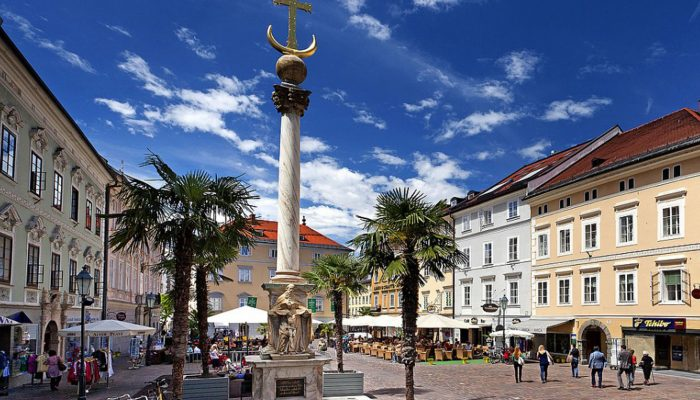 Austria-tour-Klagenfurt