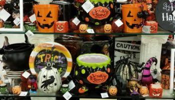 halloween fall and christmas decor 40 off at hobby lobby