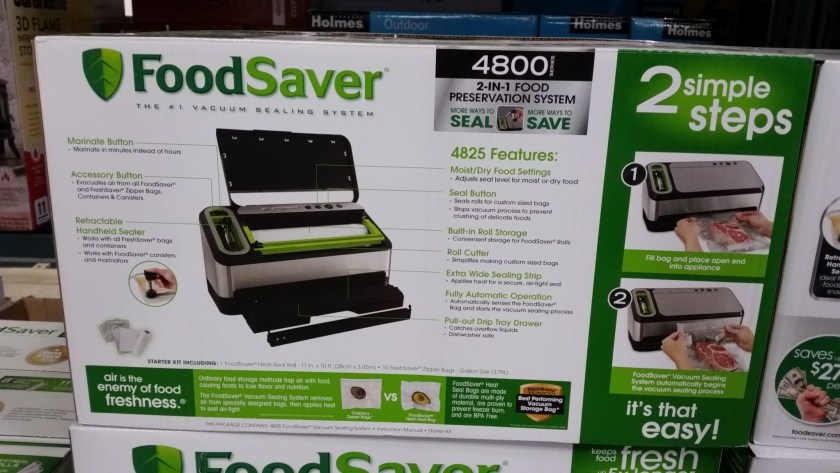 Food Saver Vacuum Sealers On Sale At Bj S Holiday Deals