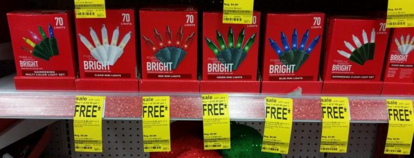 Christmas Lights BOGO at Walgreens through 11/11 – HURRY! – Holiday ...