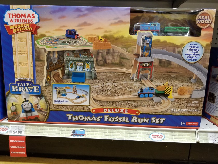 ToysRUs – Thomas and Friends Clearance (select items) | Holiday ...