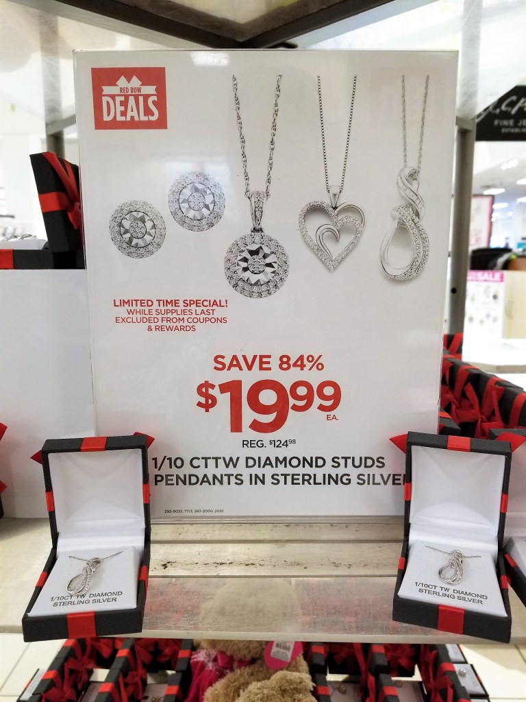 f6eb22b66 4 different styles of beautiful jewelry to choose from for just $19.99,  regularly $124.98 each. That's 84% off!!!