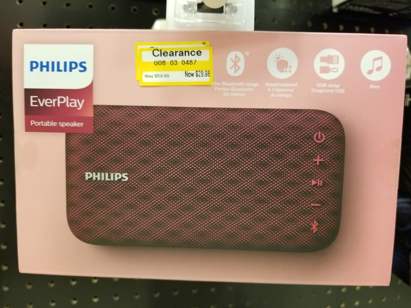 Tons of Portable Bluetooth Speakers on Clearance at Target