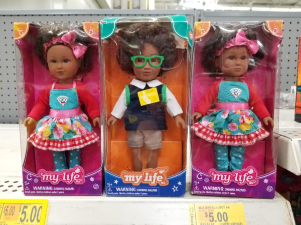 My Life Doll and Accessories on Clearance – Stash these away for