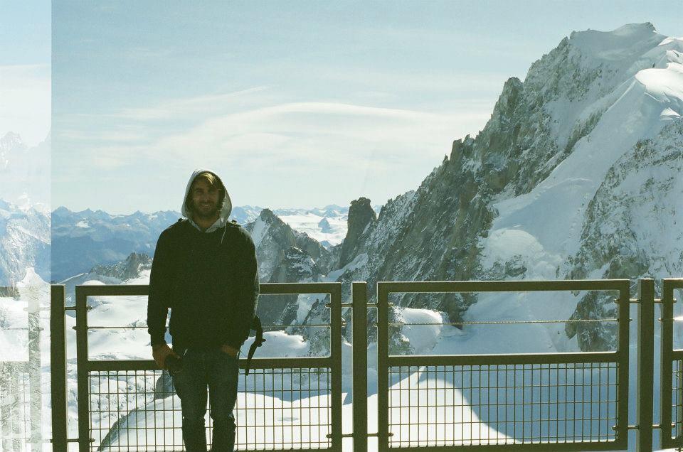Mt Blanc me