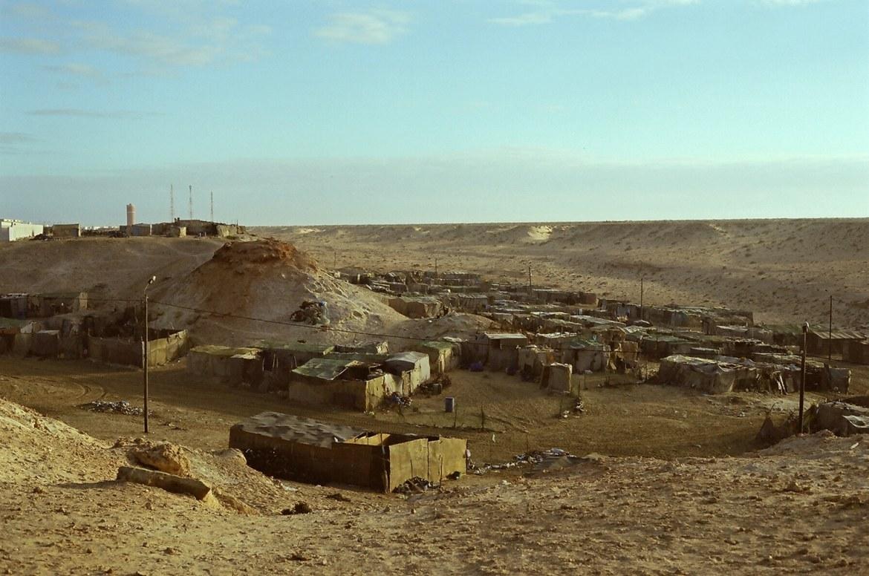 western-sahara-shantytown
