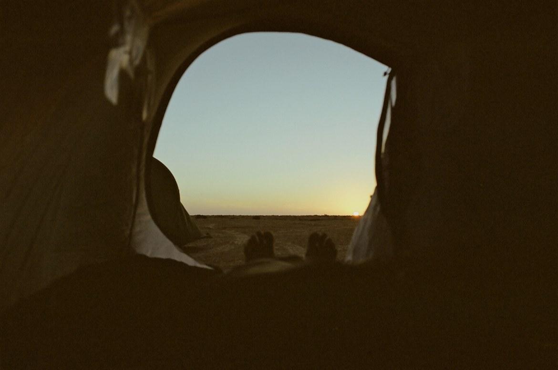 western-sahara-tent