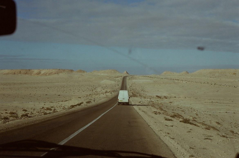 western sahara road