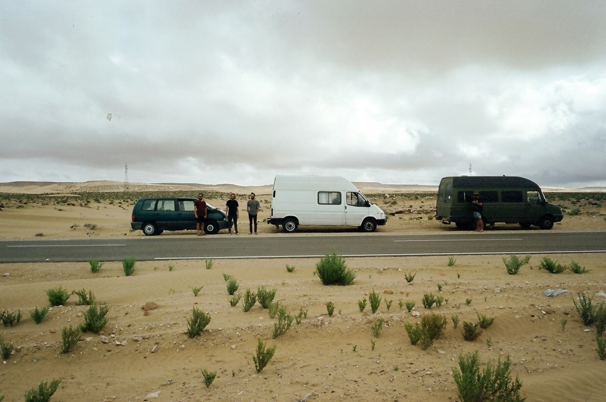 The Chaos That Was Western Sahara.