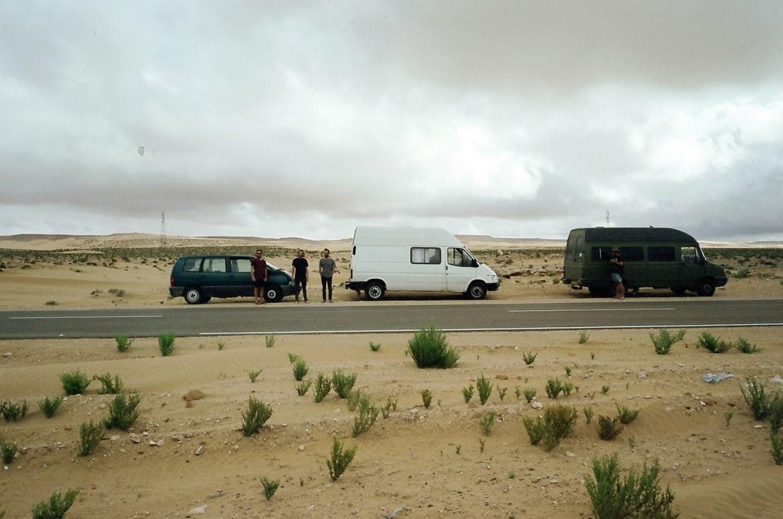 western sahara vans