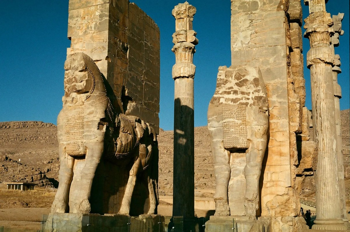 The Ancient City of Persepolis.