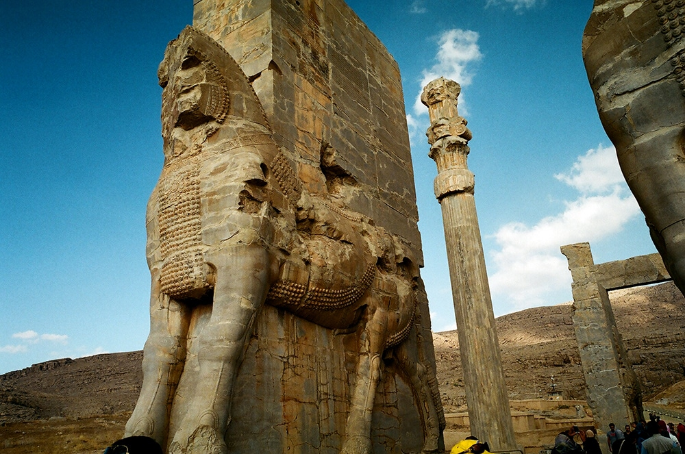 The Ancient City Of Persepolis Holiday From Where