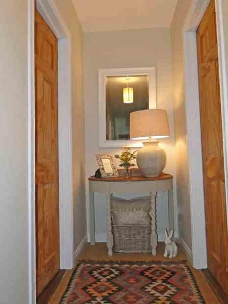 Brooke Cottage Dunfanaghy - hallway