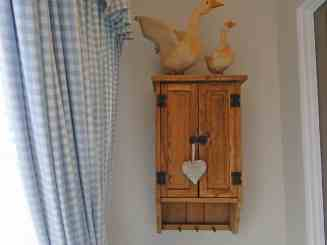 Brooke Cottage Dunfanaghy - interior detail