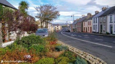Dunfanaghy village centre