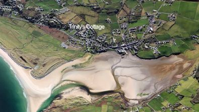 Trinitys Aerial View