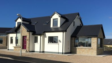 15 Rinn na Mara Dunfanaghy - front view of house