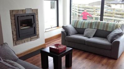 15 Rinn na Mara Dunfanaghy - living room