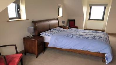 15 Rinn na Mara Dunfanaghy - master bedroom