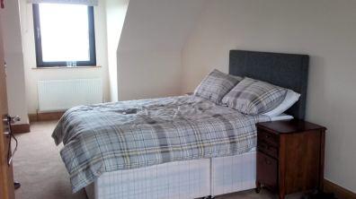 15 Rinn na Mara Dunfanaghy - upper floor double bedroom