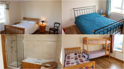 No.42 Oak Grove Dunfanaghy - bedrooms
