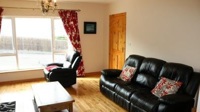 No.42 Oak Grove Dunfanaghy - view of living room