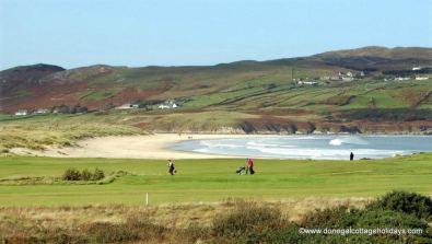 Horn Head Lodge - Dunfanagh golf club