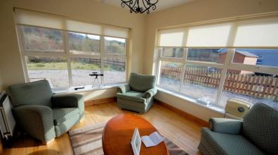 Portnablagh Holiday Home - sunroom