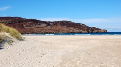 Killahoey Blue Flag beach at Dunfanaghy