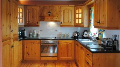 Haven Cottage Dunfanaghy - kitchen