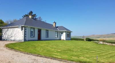 The Bungalow with views over Dunfanaghy Golf Course