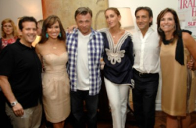 Mitchell Schulman, Sara Gore of LXTV, Stephen Fanuka (Celebrity Contractor), Christina Juarez, Stephan Sparta, Iris Dankner