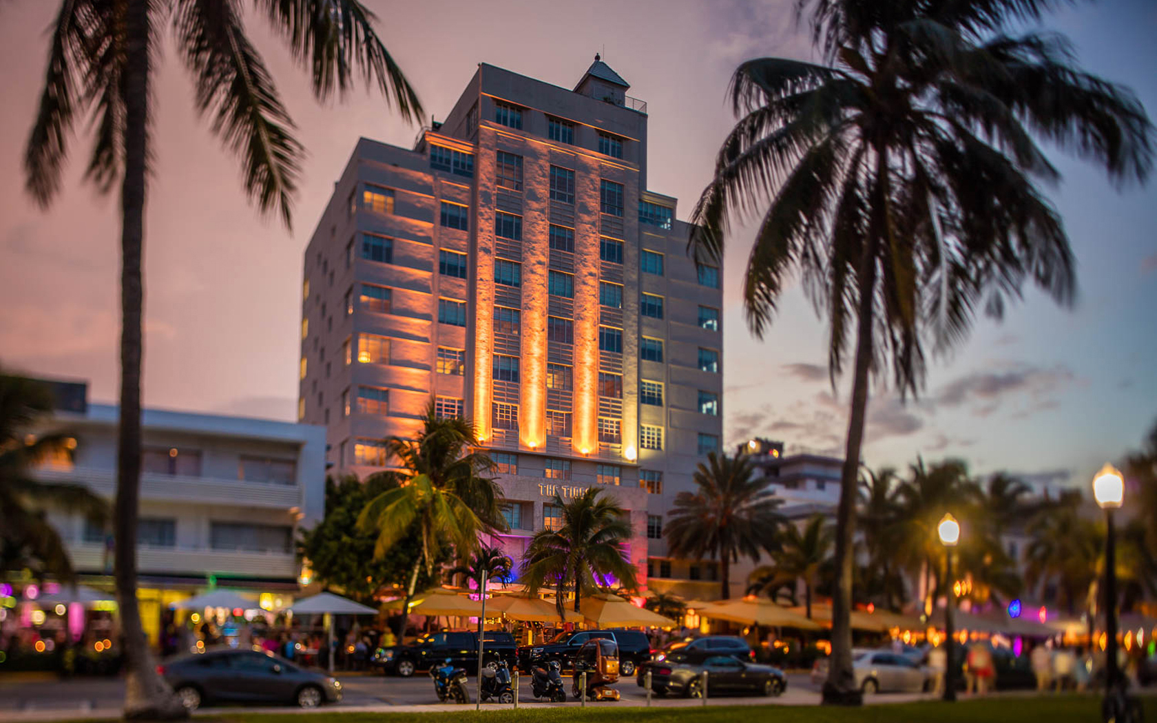 Tides South Beach, Miami
