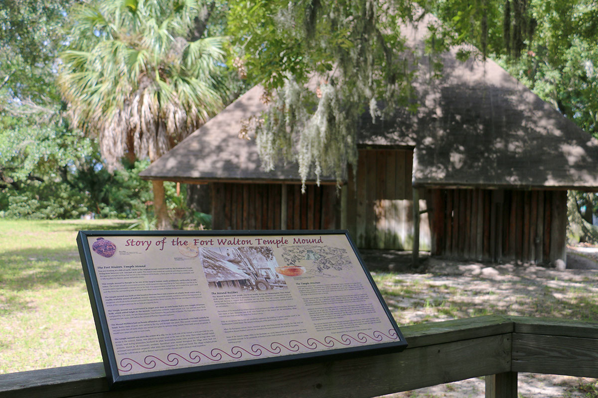 Heritage Park and Cultural Center Fort Walton Beach FL  Local Guide
